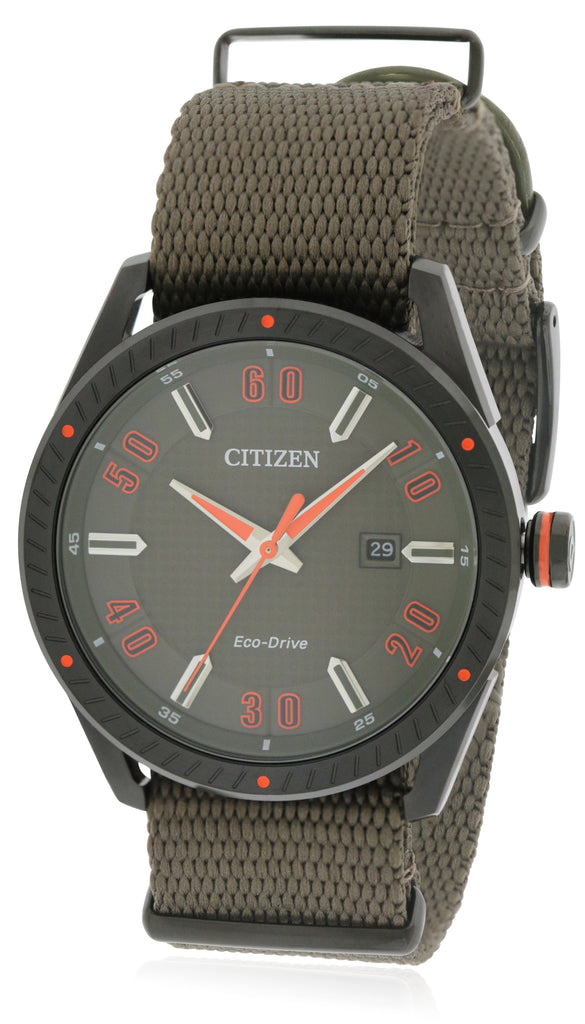 Citizen Drive Nylon Mens Watch