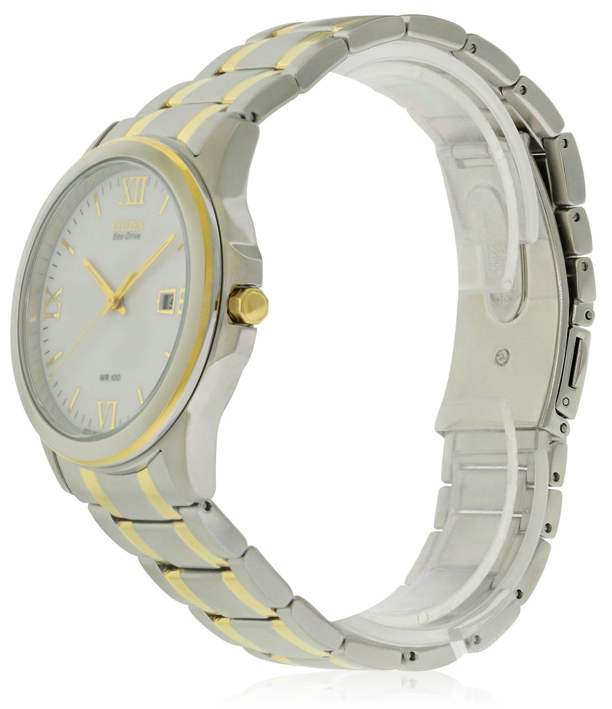 Citizen Eco-Drive Two-Tone Mens Watch