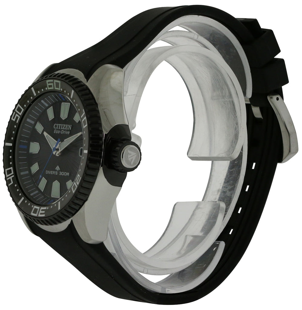 Citizen Eco-Drive Promaster Diver Rubber Mens Watch