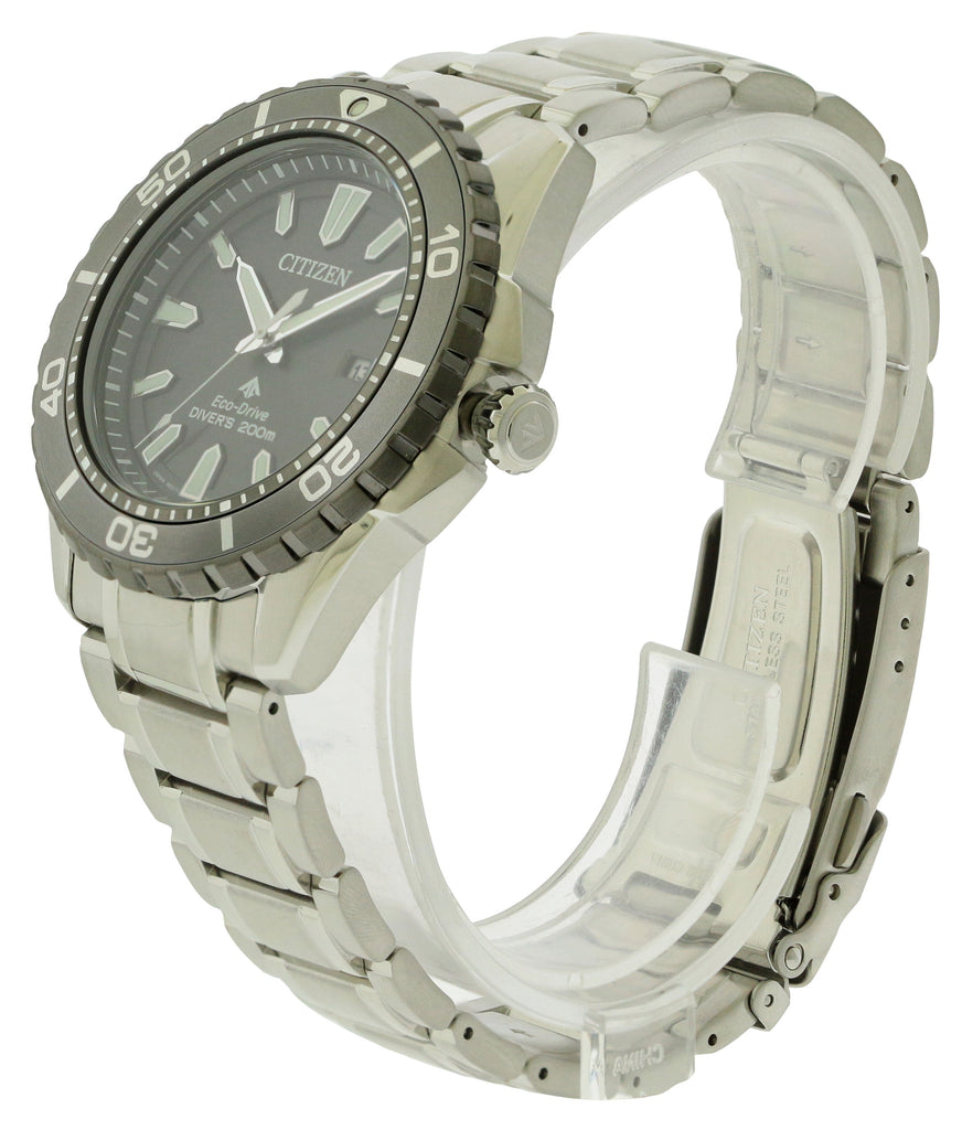 Citizen Eco-Drive Promaster Stainless Steel Mens Watch