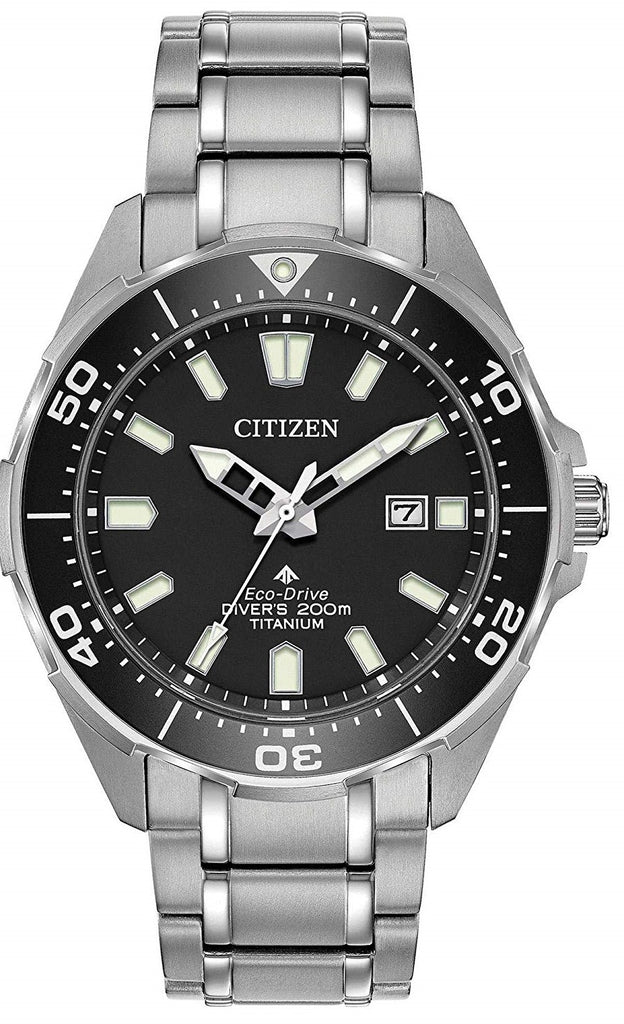 Citizen Eco-Drive Promaster Titanium Mens Watch