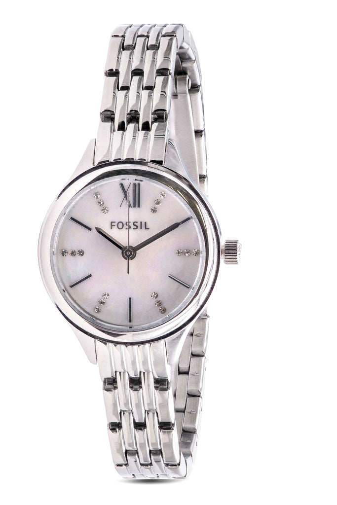 Fossil Suitor Mini Stainless Steel Ladies Watch