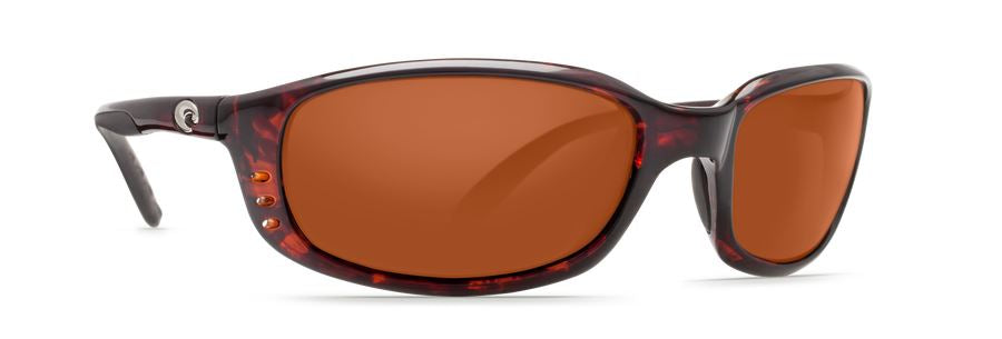 Costa Del Mar Copper 580P C-Mate Rectangular Sunglasses