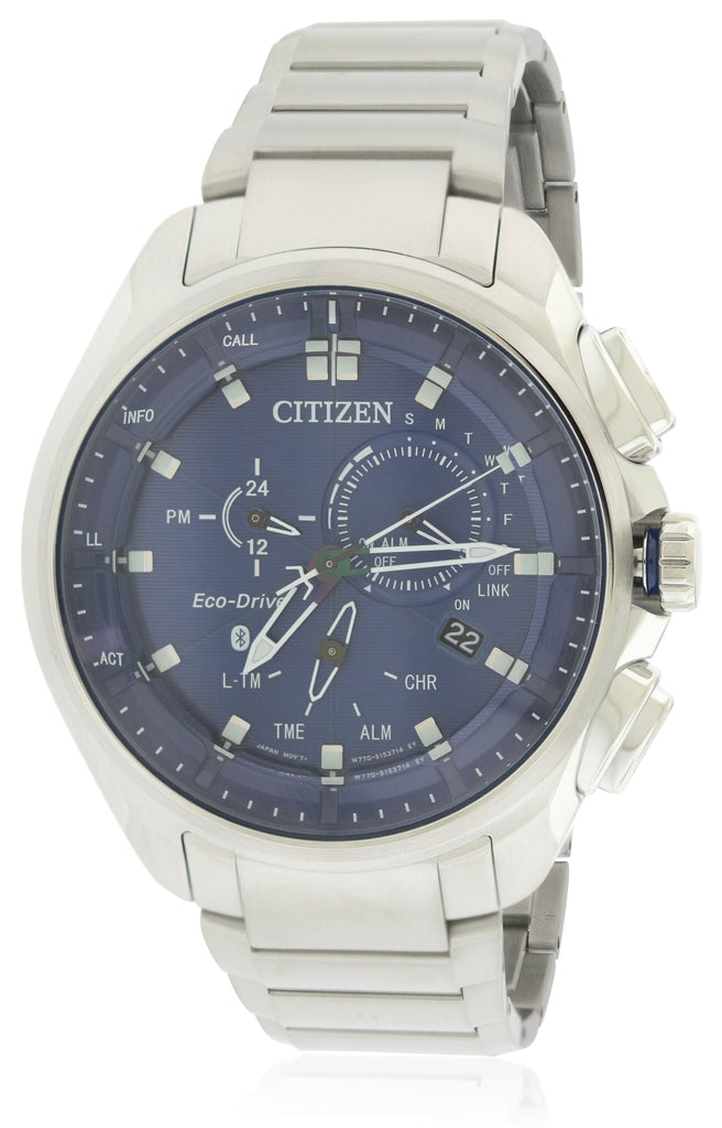 Citizen Eco-Drive Proximity Pryzm Chronograph Mens Watch