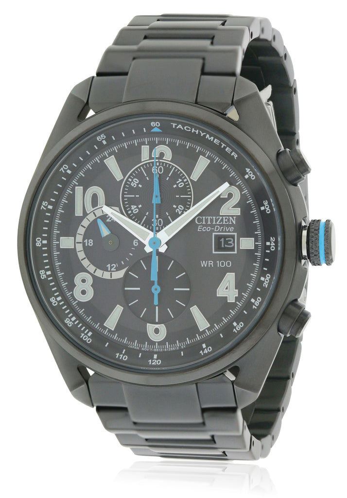 Citizen Eco-Drive Sport Chronograph Mens Watch