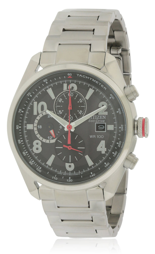 Citizen Eco-Drive Chronograph Mens Watch