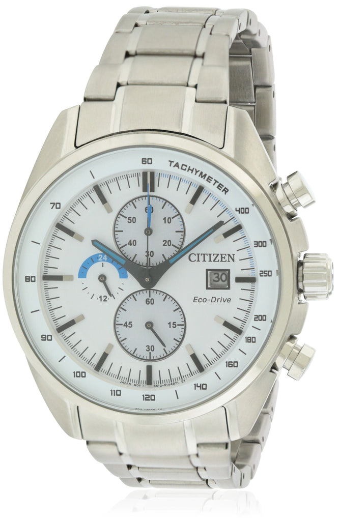 Citizen Drive HTM Chronograph Stainless steel Mens Watch