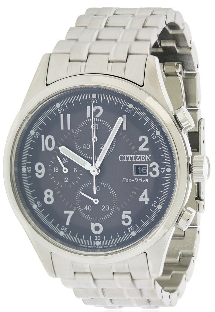 Citizen Eco-Drive Chandler Chronograph Mens Watch
