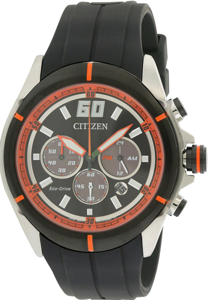 Citizen Eco-Drive HTM DRIVE Chronograph Mens Watch