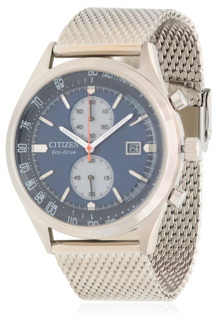Citizen Eco-Drive Chandler Mens Watch