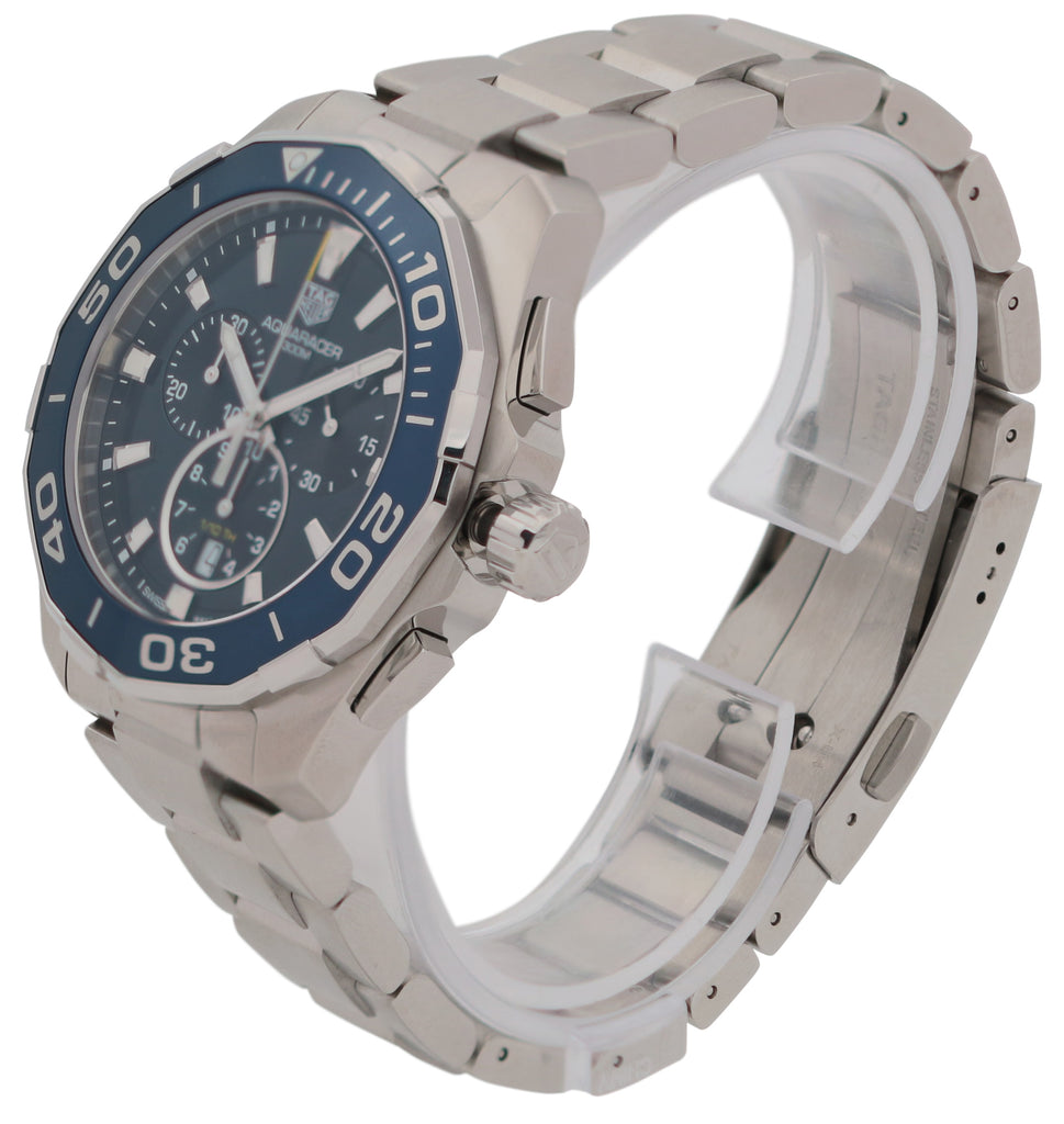 Tag Heuer Aquaracer Chronograph Mens Watch