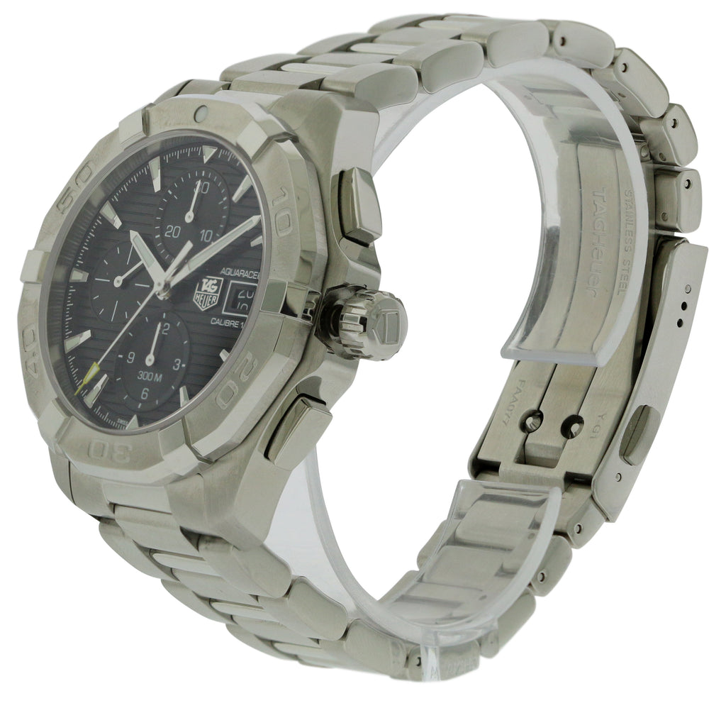 Tag Heuer Aquaracer Chronograph Automatic Mens Watch
