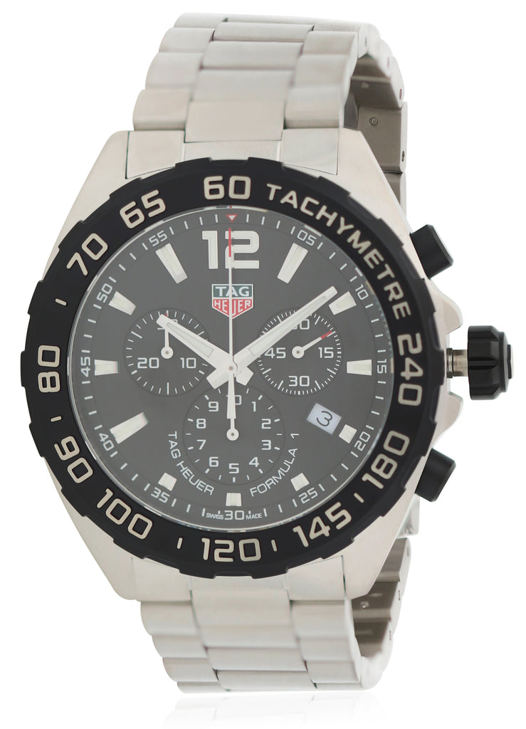 Tag Heuer Formula 1 Chronograph Stainless Steel Mens Watch