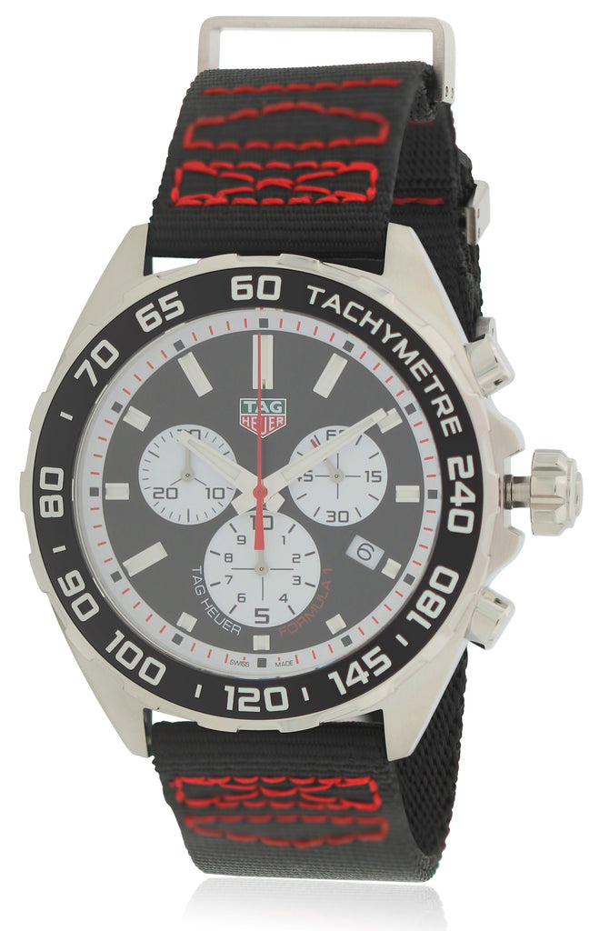 Tag Heuer Formula One Chronograph Mens Watch