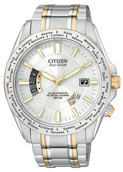 Citizen Eco-Drive Atomic Radio Mens Watch CB0006-51A