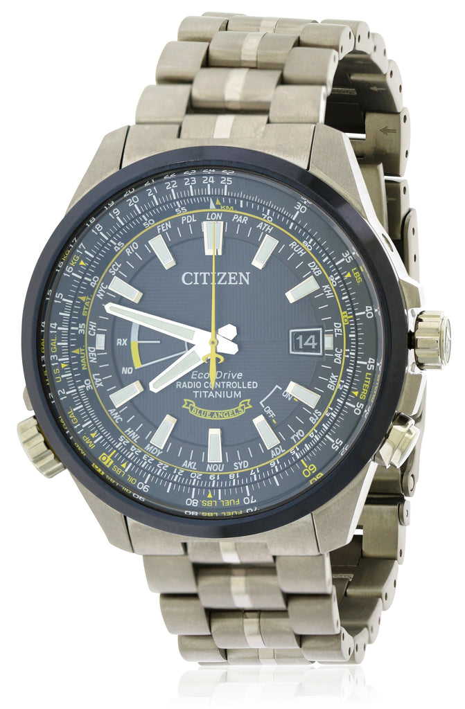 Citizen Eco-Drive Promaster Limited Blue Angels Mens Watch