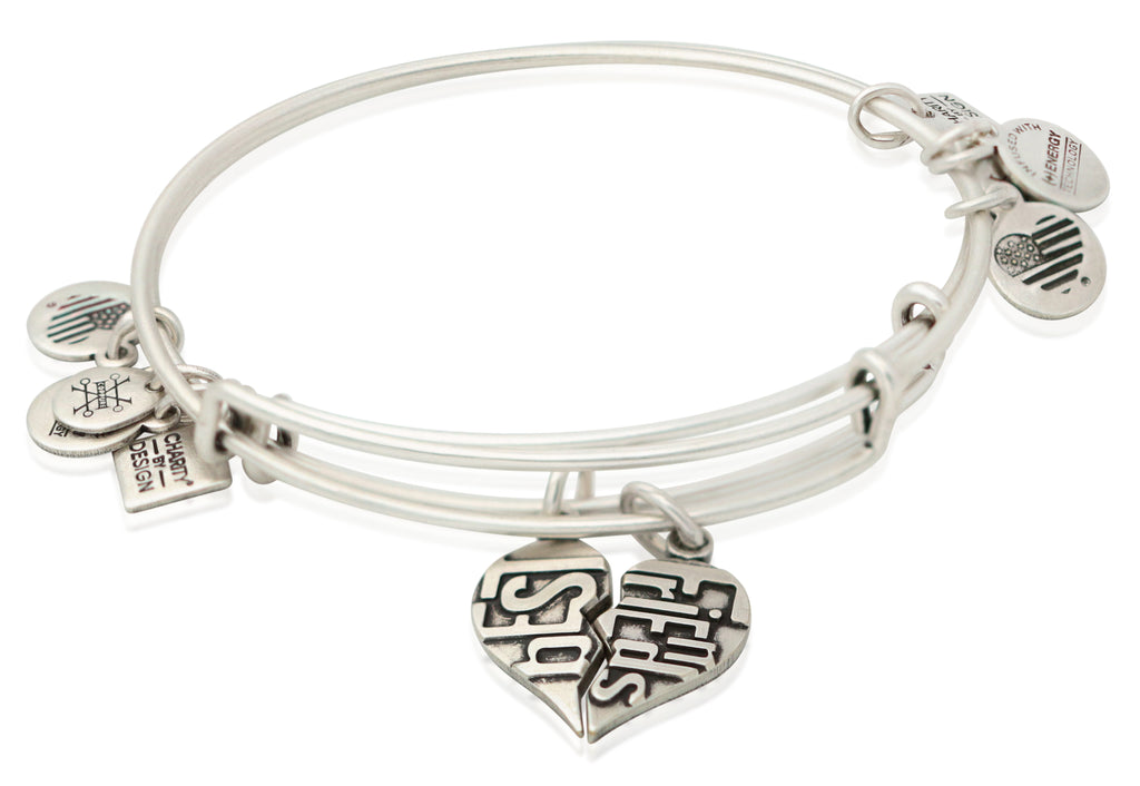 Alex And Ani Charity By Design - Best Friends Set of 2 - RS -