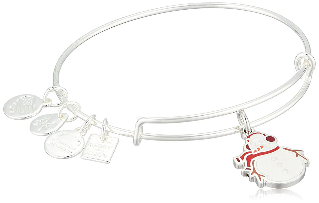 Alex and Ani Ugly Sweater Charm Bangle -