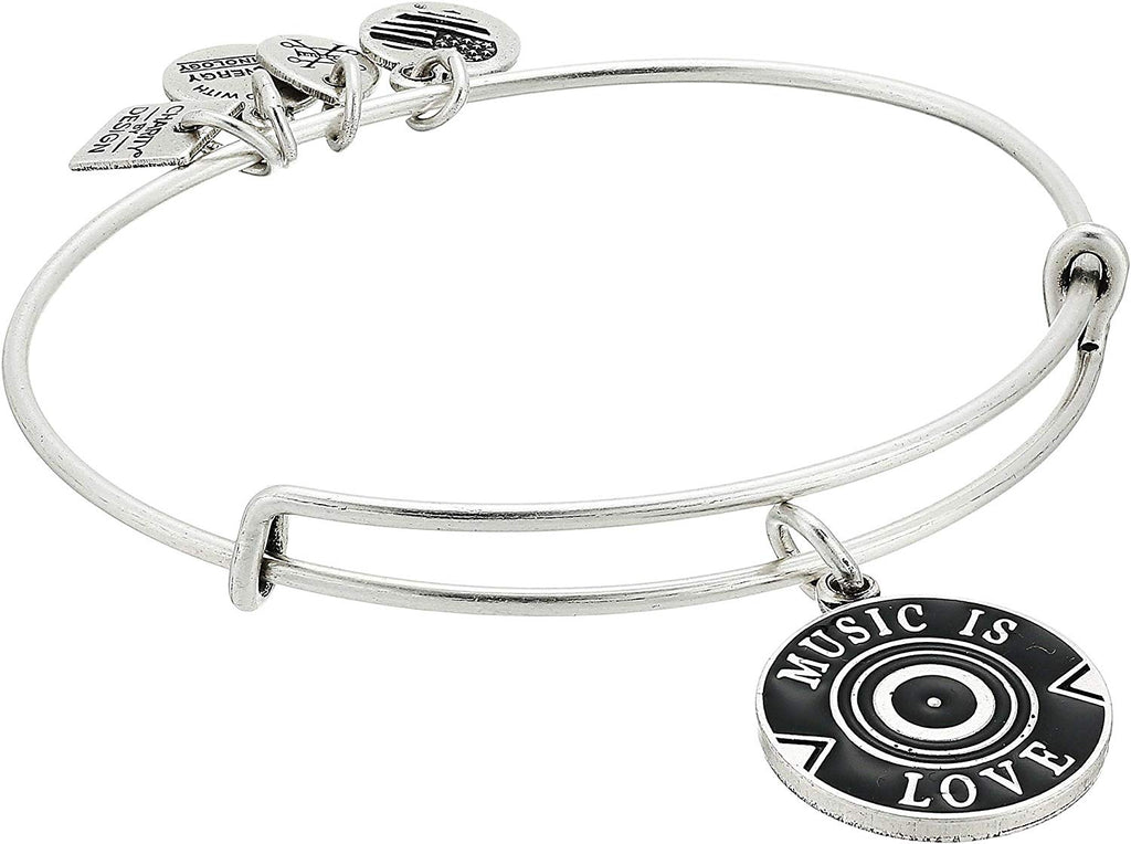 Alex and Ani Charity by Design Music is Love Bangle -