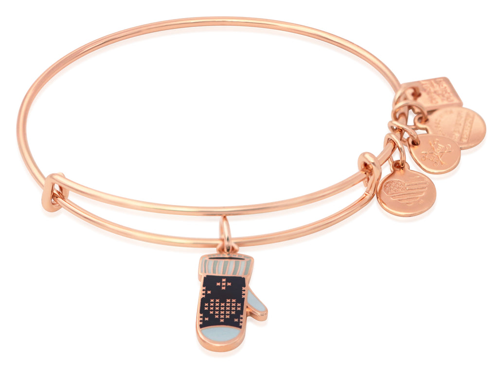 Alex And Ani Charity By Design - Mitten EWB - SR