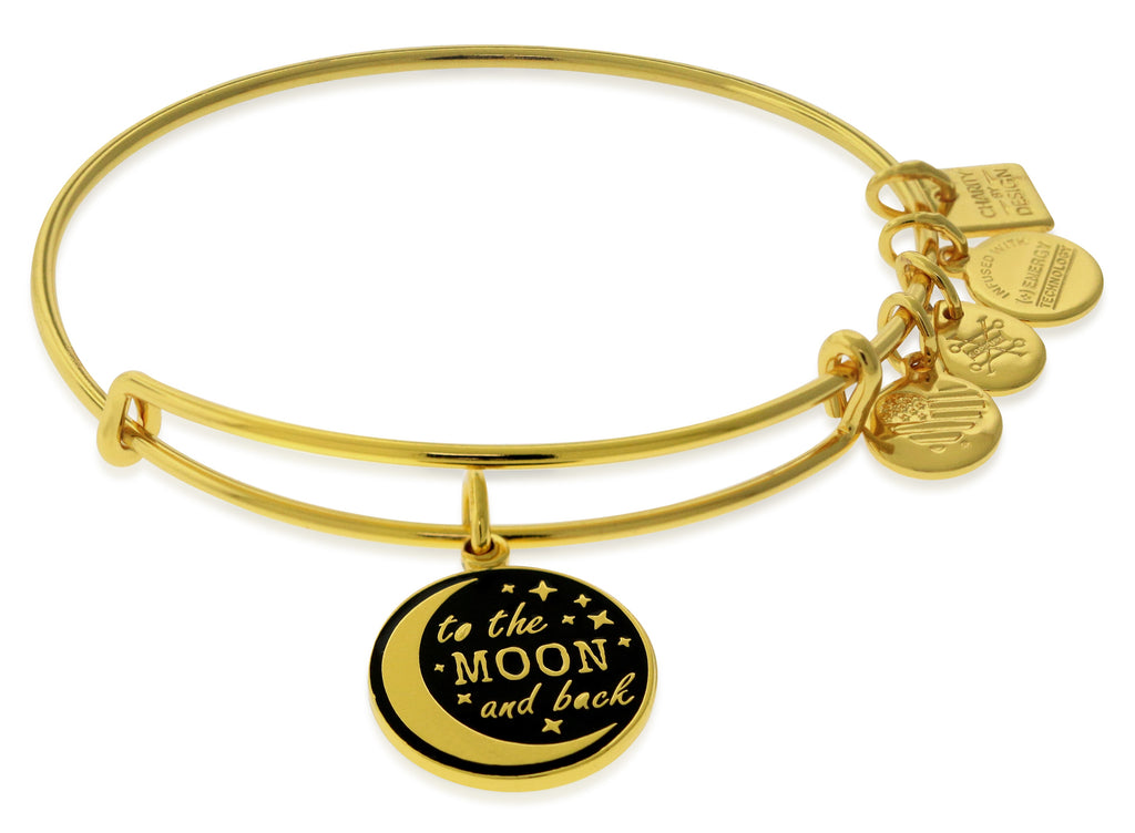 Alex And Ani Charity By Design - Stellar Love II EWB - SG