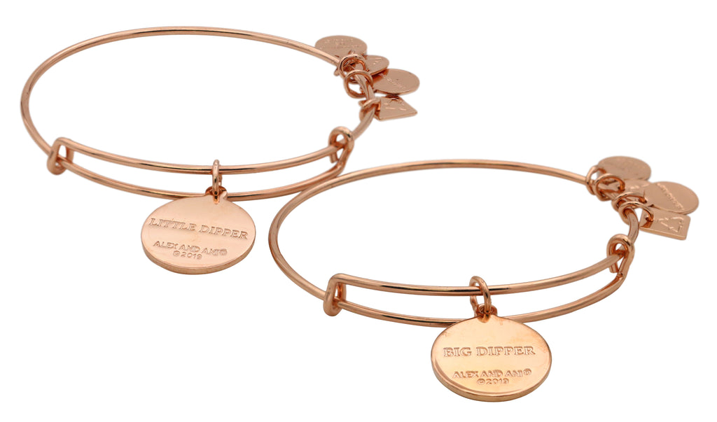 Alex and Ani Big and Little Dipper Set of 2 Bracelet