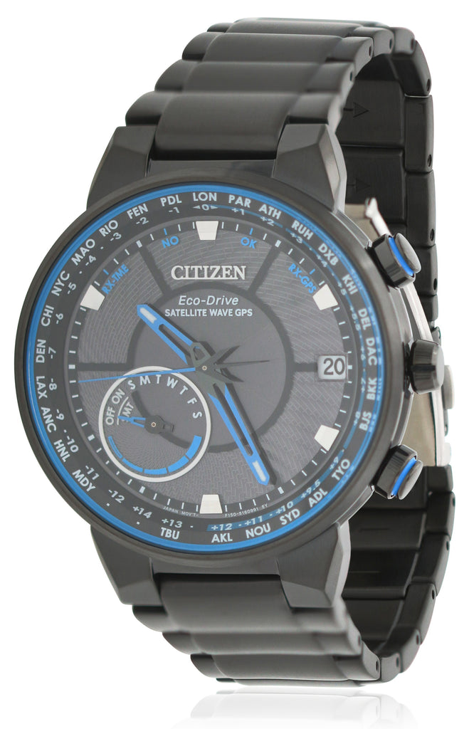 Citizen Eco-Drive Satellite Wave GPS Freedom Mens Watch