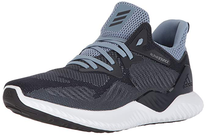 adidas Unisex-Adult Alphabounce 2 m - Legend Ink/Legend Ink/Raw Grey - 10 M