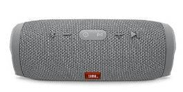 JBL Charge 3 Waterproof Portable Bluetooth Speaker - Grey -