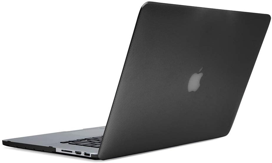 Incase Designs Corp Hard-Shell Case for MacBook Pro Retina 15 Inch -  Black Frost