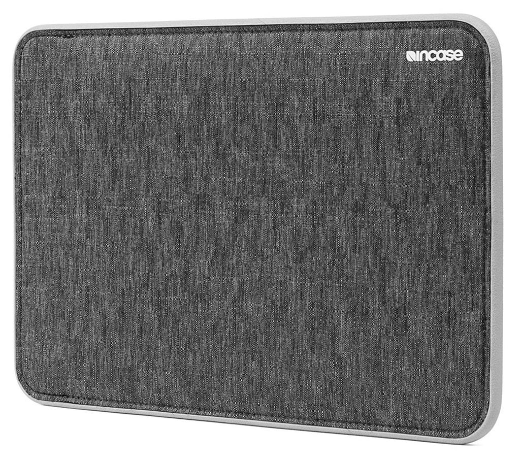 Incase ICON Sleeve with Tensaerlite for 12 Inch MacBook - Heather Black -