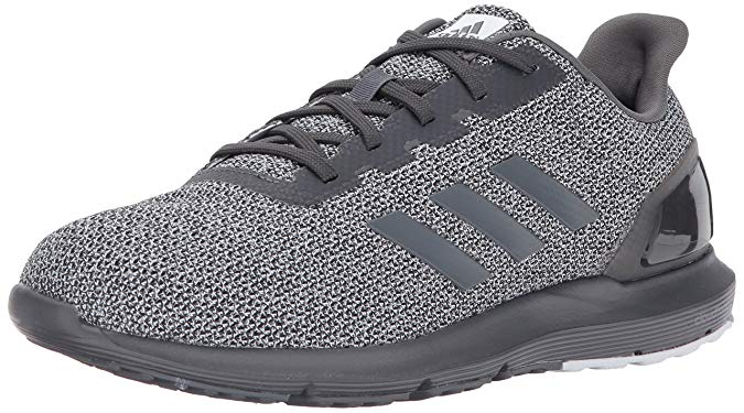 adidas Mens Cosmic 2 Sl m Running Shoes - Grey Five/Grey Five/Black - 11.5 M