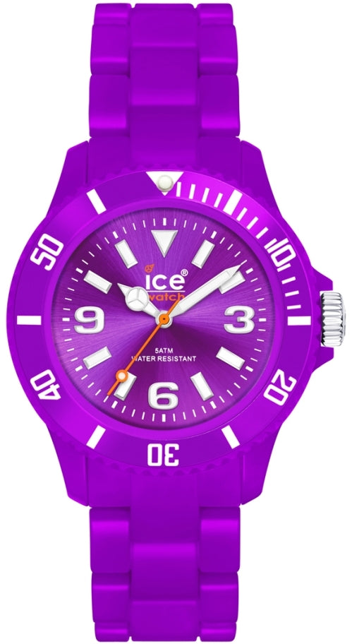 Ice-Watch Ice-Classic Solid Big Purple Mens Watch