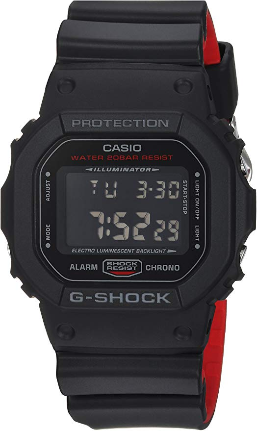 Casio G Shock Resin Mens Watch -