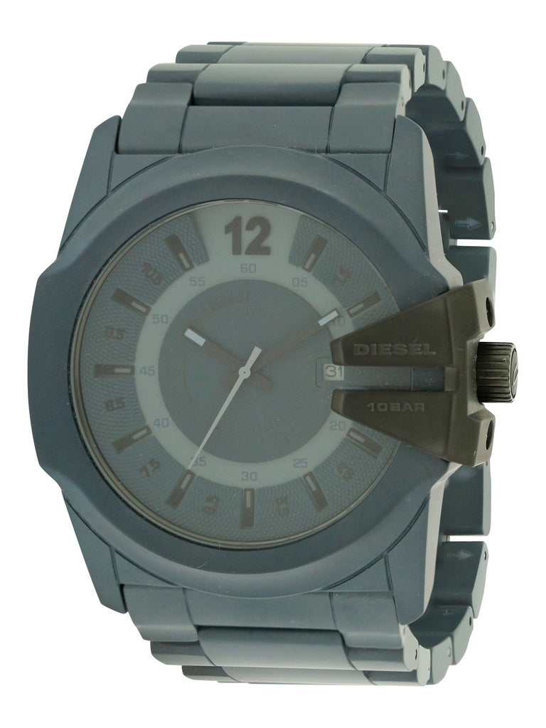 Diesel Gray Ceramic Mens Watch