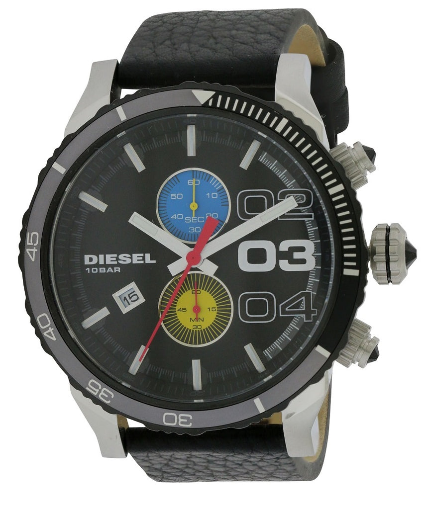 Diesel Double Down 48 Mens Watch