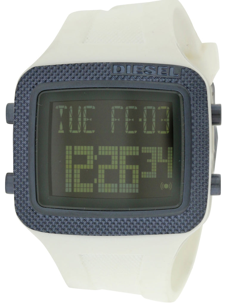 Diesel Space Age White   Digital Mens Watch