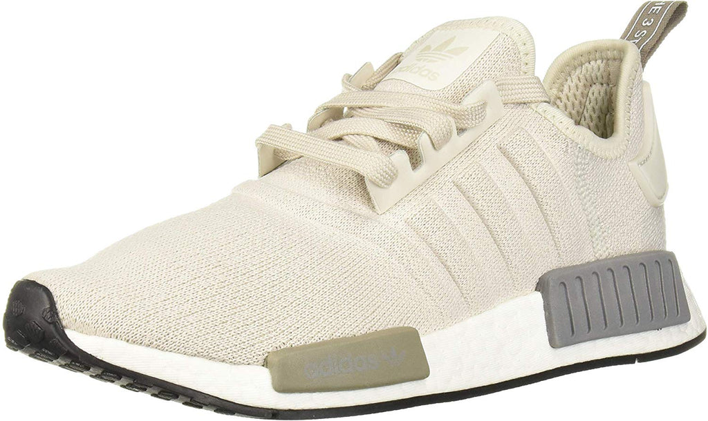 adidas Originals Womens NMD_R1 Running Shoe - Raw White/Black - Size 8.5