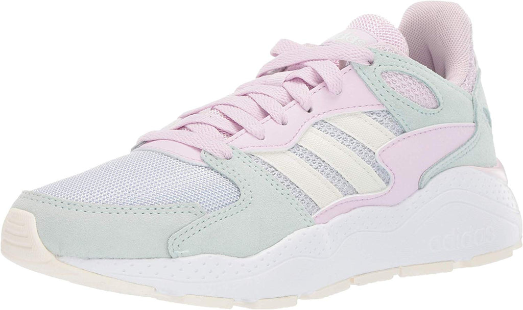 adidas Womens Chaos Sneaker - Aero Blue/Cloud White/Ice Mint - 8