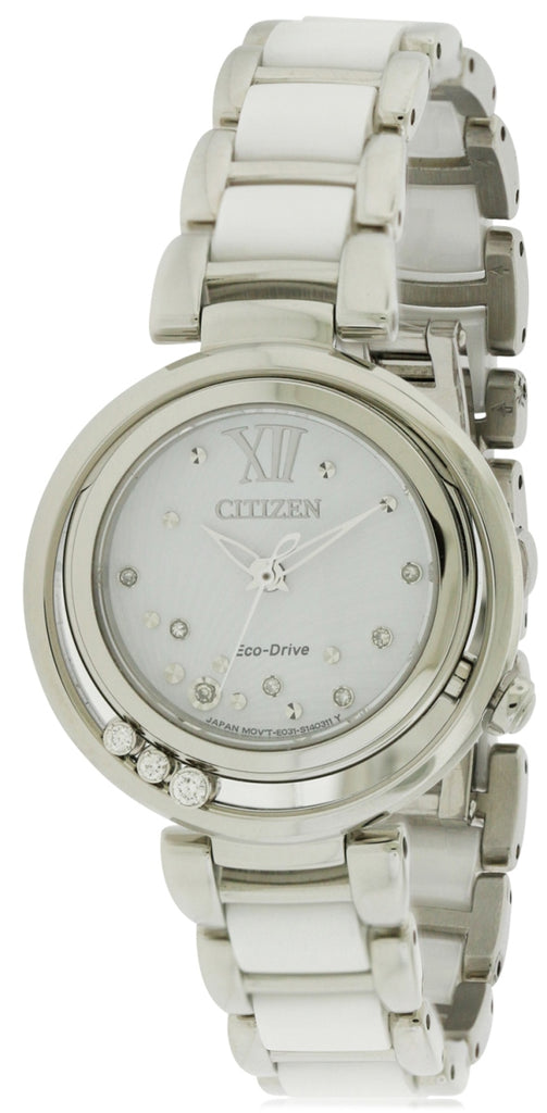Citizen Eco-Drive L Sunrise Ladies Watch