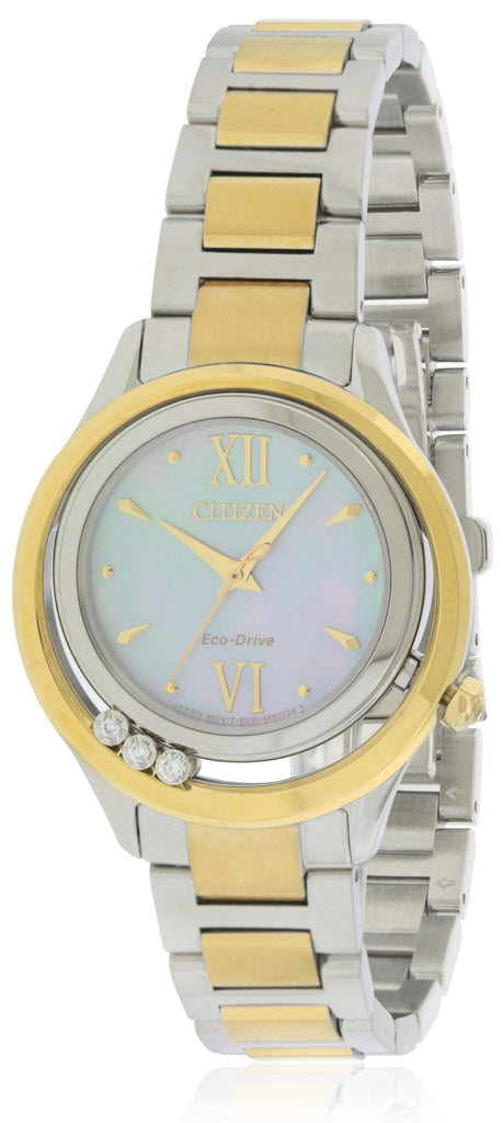 Citizen Eco-Drive L Sunrise LS Ladies Watch