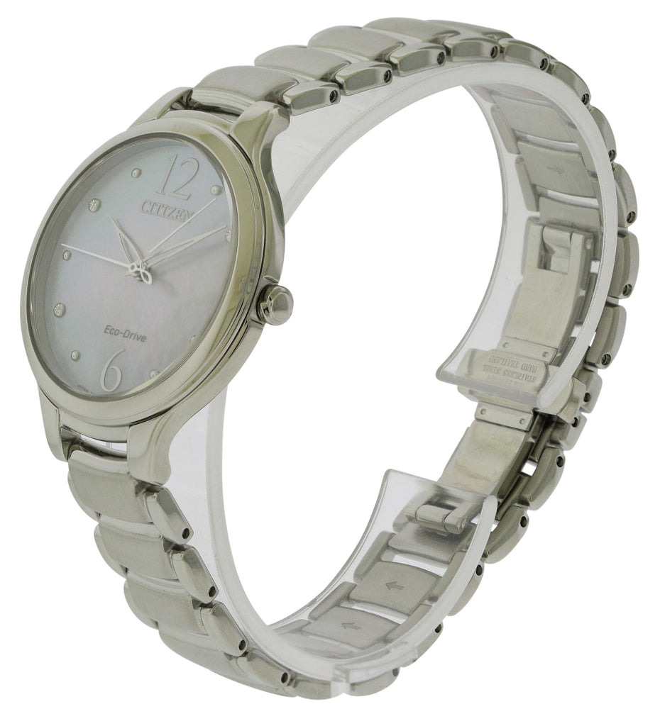 Citizen Eco-Drive L Crystal Ladies Watch
