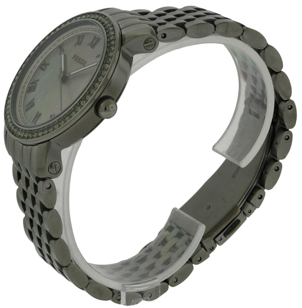 Fossil Emma Stainless Steel Ladies Watch