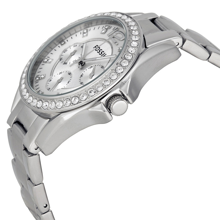 Fossil Riley Stainless Steel Ladies Watch