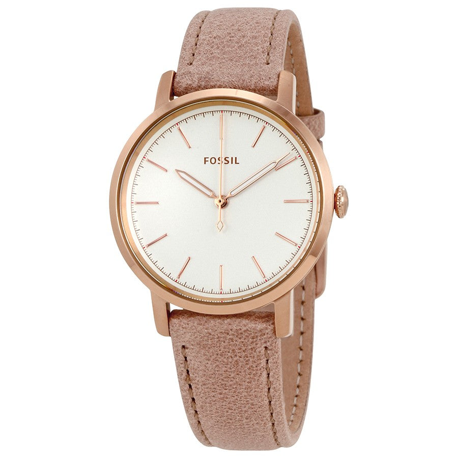 Fossil Neely Leather Ladies Watch