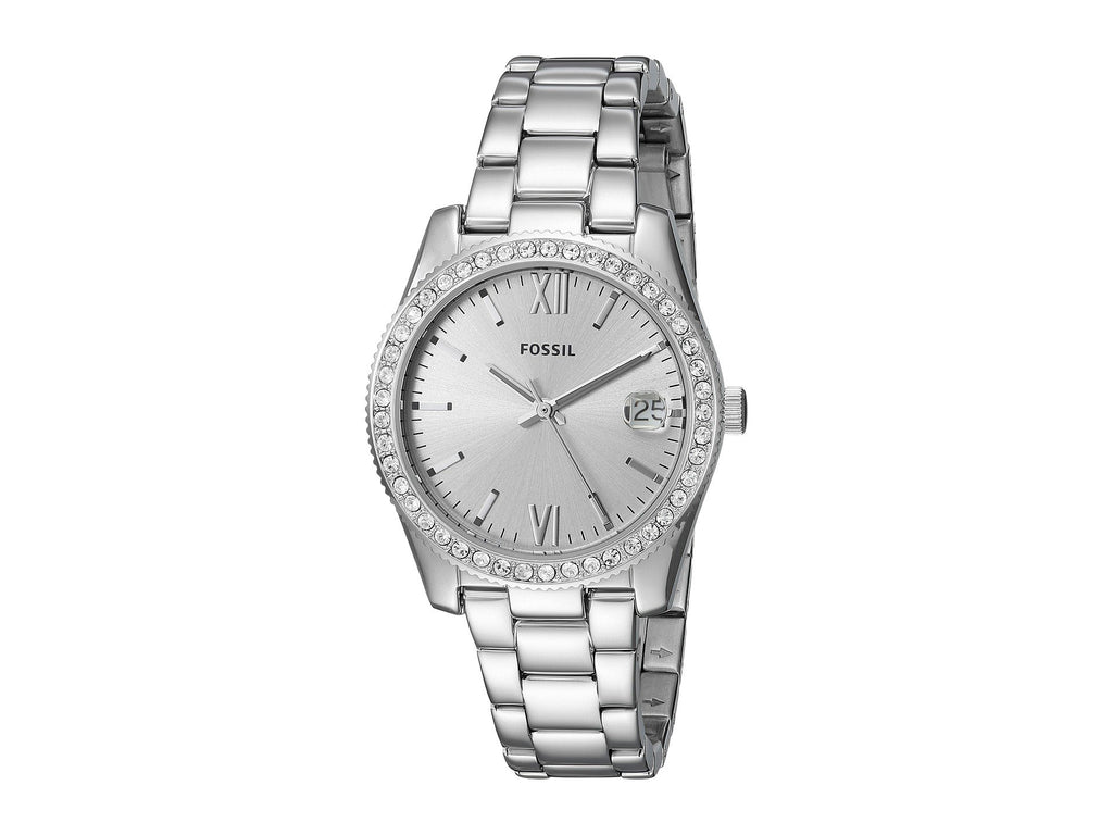 Fossil Scarlette Stainless Steel Ladies Watch