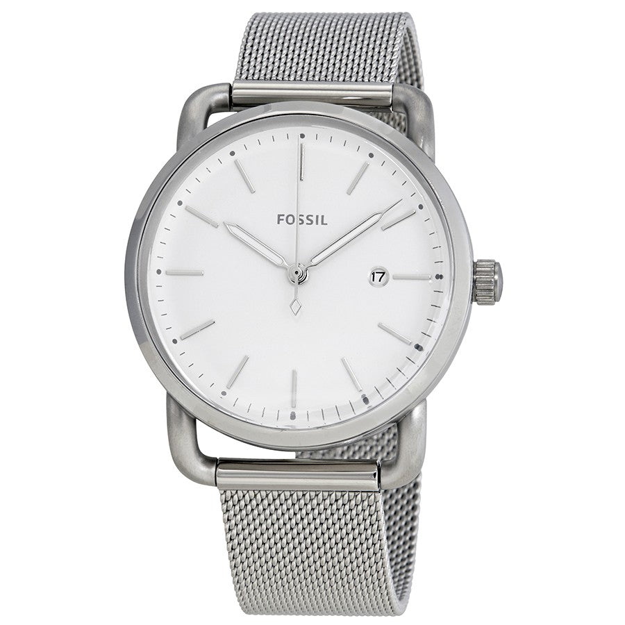 Fossil The Commuter Stainless Steel Ladies Watch