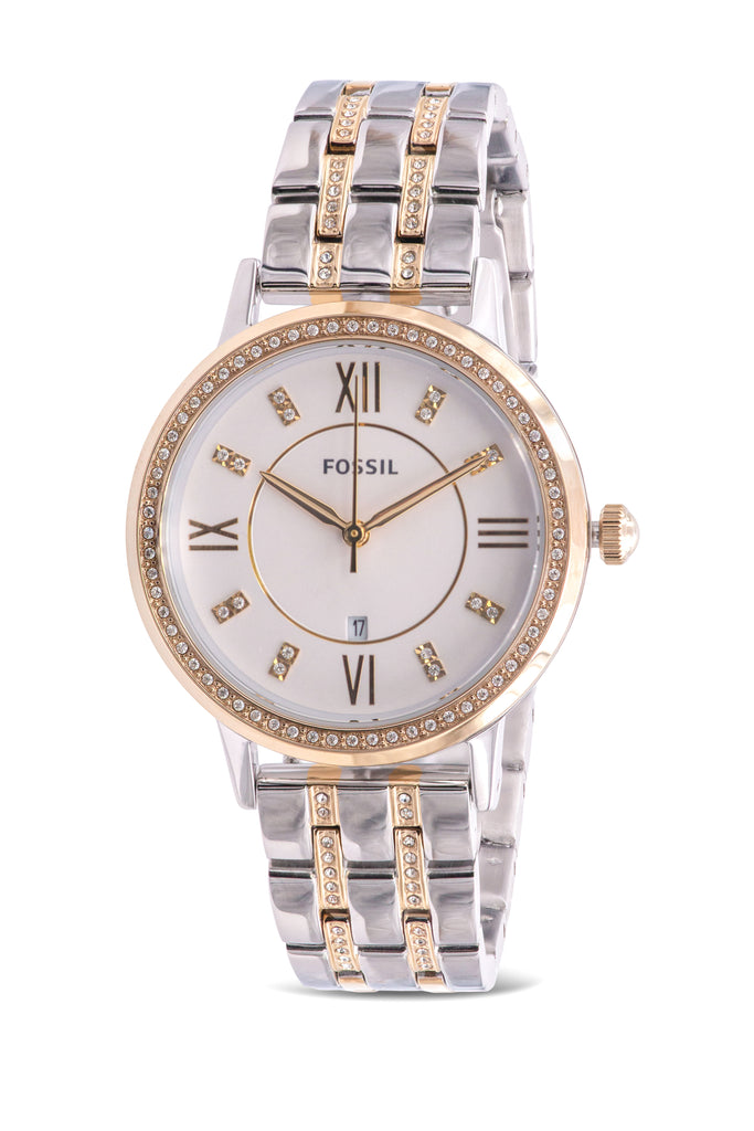 Fossil Gwen Two-Tone Ladies Watch