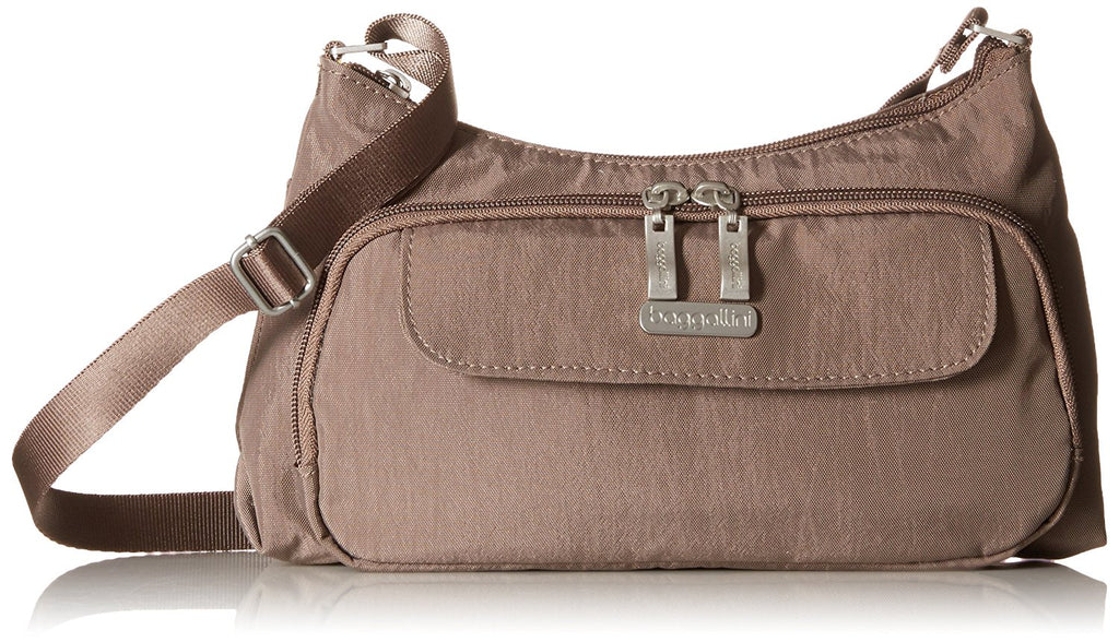 Baggallini Everyday Crossbody Travel Bag - Portobello -