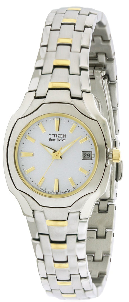 Citizen Eco-Drive Two-Tone   Ladies Watch